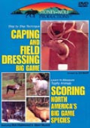 Caping and Field Dressing Big Game/Scoring Big Game Animals