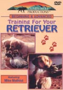 Beginning and Advanced Training for Your Retriever