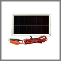 12Volt Solar Charger Economy